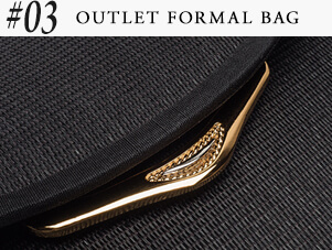 #OUTLET FORMAL BAG